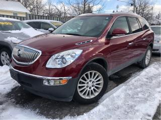 Used 2010 Buick Enclave CX Nice Local Trade In!!! for sale in St Catharines, ON