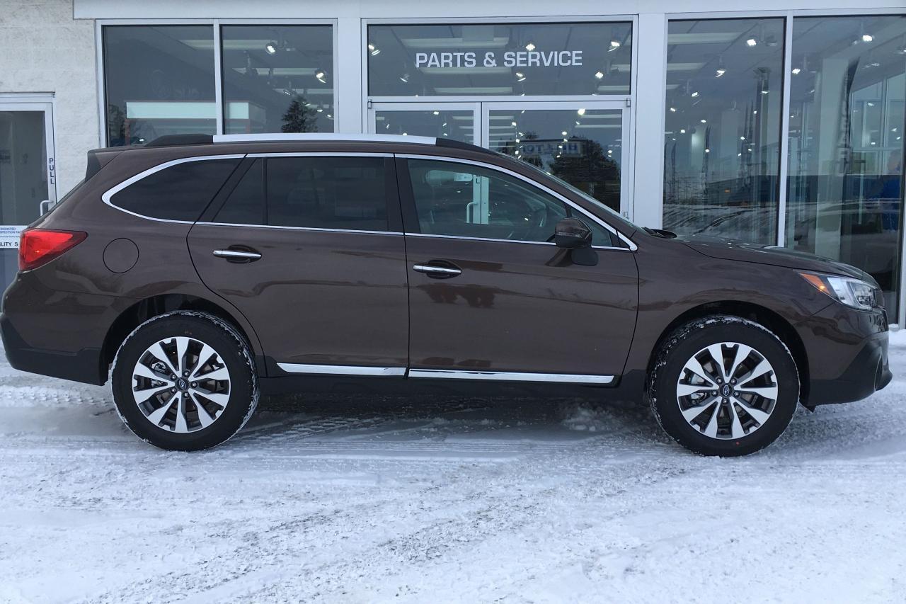 2019 Subaru Outback 3.6R Premier Tech