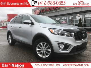 Used 2016 Kia Sorento 2.0L LX+ | TURBO | 1 OWNER| HTD SEATS | PWR SEAT for sale in Georgetown, ON