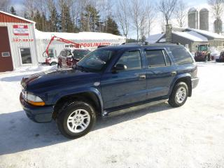 Used 2003 Dodge Durango SLT 4 portes, quatre roues motrices for sale in St-Joseph-de-Beauce, QC