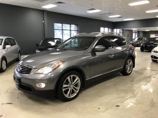 Used 2015 Infiniti QX50 TECH PKG*NAVIGATION*360 CAMERA*BOSE*ONE OWNER*CERT for sale in North York, ON