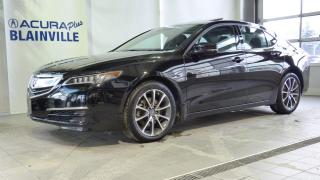 Used 2015 Acura TLX SH-AWD TECHNOLOGIE for sale in Blainville, QC