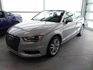 Used 2015 Audi A3 Cabriolet 2.0t for sale in Lévis, QC