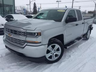 Used 2016 Chevrolet Silverado 1500 CUSTOM AWD DÉMAR for sale in Blainville, QC