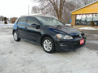 Used 2015 Volkswagen Golf TDI for sale in Barrie, ON