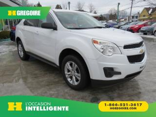 Used 2011 Chevrolet Equinox LS AUT FWD A/C MAGS for sale in St-Léonard, QC