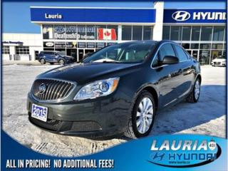 Used 2015 Buick Verano for sale in Port Hope, ON