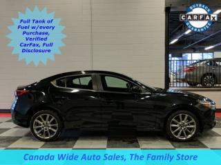 Used 2018 Mazda MAZDA3 GT, Navigation, Sunroof, Back Up Camera for sale in Edmonton, AB