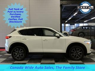Used 2018 Mazda CX-5 AWD,GT, Navigation, Sunroof, Heated Seats, Leather, Heated Steering Wheel for sale in Edmonton, AB