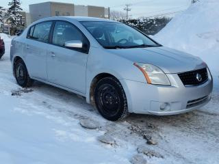 Used 2008 Nissan Sentra S for sale in Drummondville, QC