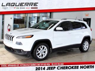 Used 2014 Jeep Cherokee North V6 for sale in Victoriaville, QC