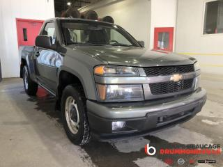 Used 2011 Chevrolet Colorado LT for sale in Drummondville, QC