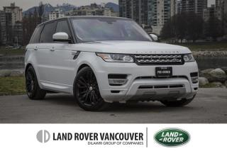 Used 2016 Land Rover Range Rover Sport Diesel Td6 HSE *Rare 7 Passenger! for sale in Vancouver, BC