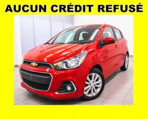 Used 2016 Chevrolet Spark Lt Cvt Camera Recul for sale in St-Jérôme, QC