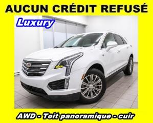Used 2017 Cadillac XTS Luxury Awd Toit for sale in St-Jérôme, QC