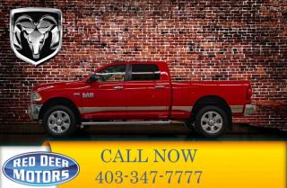 Used 2014 RAM 3500 4x4 Crew Cab SLT for sale in Red Deer, AB