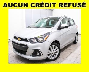 Used 2016 Chevrolet Spark Lt A/c Camera Recul for sale in St-Jérôme, QC