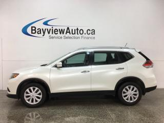 Used 2015 Nissan Rogue - REVERSE CAM! BLUETOOTH! A/C! CRUISE! for sale in Belleville, ON