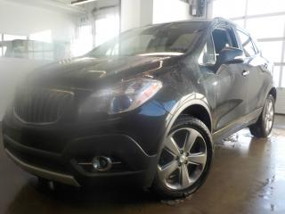 Used 2014 Buick Encore Commodité,AWD,AC,CRUISE,CAMERA for sale in Rivière-Du-Loup, QC