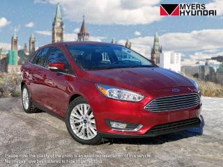 Used 2016 Ford Focus Titanium Sedan for sale in Bells Corners, ON