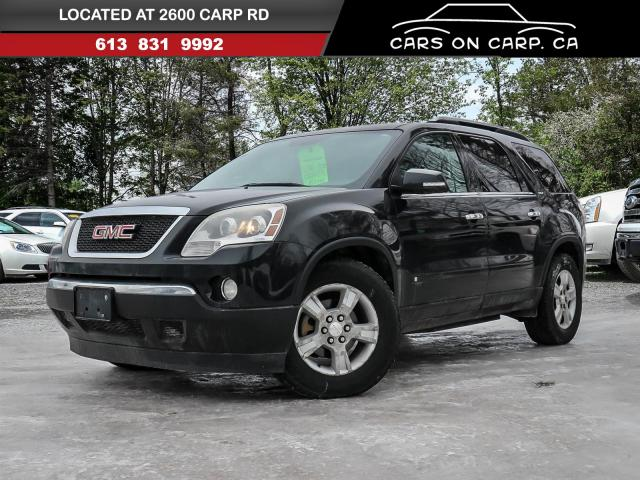 2009 GMC Acadia SLT-1 AWD NAV Back Up Camera