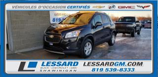 Used 2015 Chevrolet Trax Lt, Systeme De Son for sale in Shawinigan, QC