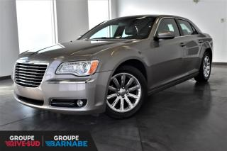 Used 2014 Chrysler 300 TOURING + CUIR CHAUFF + 8.4PO + CAM RECU for sale in St-Jean-Sur-Richelieu, QC
