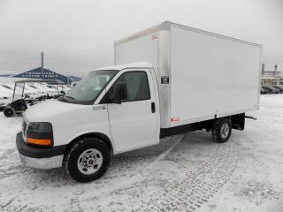 Used 2018 GMC Savana 3500 CUBE 14 PIEDS 6 LITRES 2018 for sale in Beauport, QC