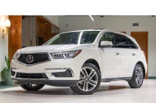 Used 2018 Acura MDX Navigation Package for sale in Montréal, QC