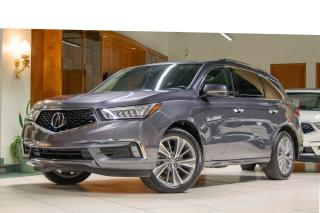 Used 2018 Acura MDX Elite Package for sale in Montréal, QC