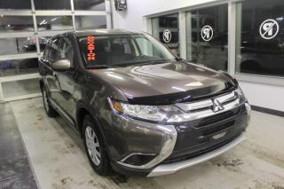 Used 2016 Mitsubishi Outlander ES AWC *MAIN LIBRE CELLULAIRE* for sale in Lévis, QC