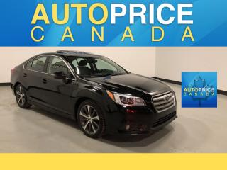 Used 2015 Subaru Legacy 3.6R Limited Package NAVIGATION|REAR CAM|LEATHER for sale in Mississauga, ON