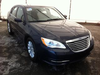 Used 2014 Chrysler 200 LX BLUETOOTH HANDSFREE, REMOTE STARTER, ALUMINUM WHEELS, for sale in Ottawa, ON