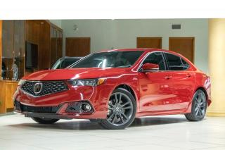 Used 2018 Acura TLX A-Spec Elite Sh-Awd for sale in Montréal, QC