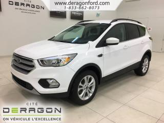 Used 2017 Ford Escape SE AWD 2.0L Ecoboost for sale in Cowansville, QC