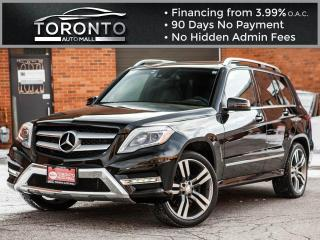 Used 2015 Mercedes-Benz GLK-Class 4MATIC 4dr GLK 350 for sale in North York, ON