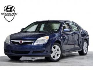 Used 2009 Saturn Aura Cruise for sale in Brossard, QC