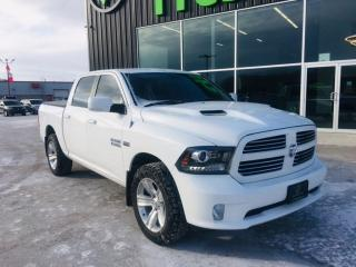 Used 2013 RAM 1500 Sport, Crew Cab, 4x4, Remote Start for sale in Ingersoll, ON