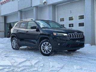 Used 2019 Jeep Cherokee NORTH 4X4 for sale in St-Malachie, QC