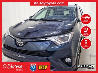 Used 2017 Toyota RAV4 Xle T.ouvrant for sale in Québec, QC