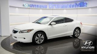 Used 2008 Honda Accord EX-L + TOIT + MAGS + CUIR + DÉMARREUR + for sale in Drummondville, QC