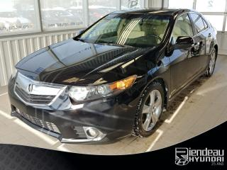 Used 2012 Acura TSX Premium + Cuir for sale in Ste-Julie, QC