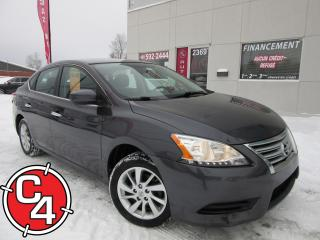 Used 2015 Nissan Sentra 1.8 SV for sale in St-Jérôme, QC