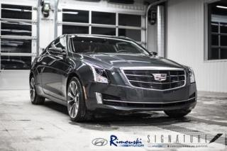 Used 2016 Cadillac ATS 2.0T LUXURY for sale in Rimouski, QC