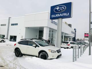 Used 2015 Subaru XV Crosstrek Crosstrek Touring CVT for sale in Gatineau, QC