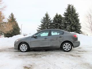 Used 2012 Mazda MAZDA3 Sedan- LOW KMS for sale in Thornton, ON