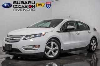 Used 2015 Chevrolet Volt BLUETOOTH+CAM.RECUL for sale in Boisbriand, QC
