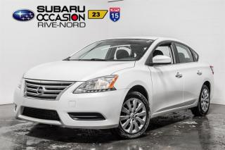 Used 2013 Nissan Sentra S BLUETOOTH+A/C for sale in Boisbriand, QC