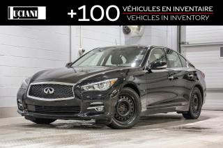 Used 2014 Infiniti Q50 Tech Pack 2 Set Of for sale in Montréal, QC