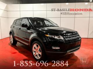 Used 2015 Land Rover Evoque EVOQUE PURE PLUS + NAV + WOW !!! for sale in St-Basile-le-Grand, QC
